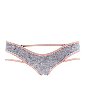 Strappy Hipster Panties