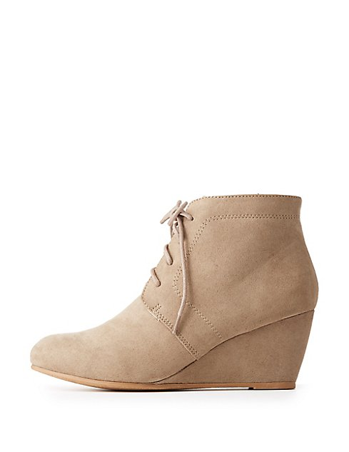 WEDGE CHUKKA - Lace-up boots - tan Cheap Sale 100% Original Perfect For Sale Free Shipping Cheap Quality Wide Range Of Online 6LymZc9k