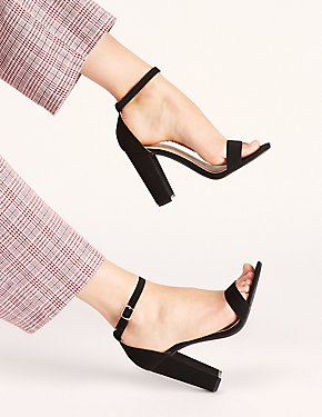 Heels Open Toe Closed Toe Amp Platform Charlotte Russe