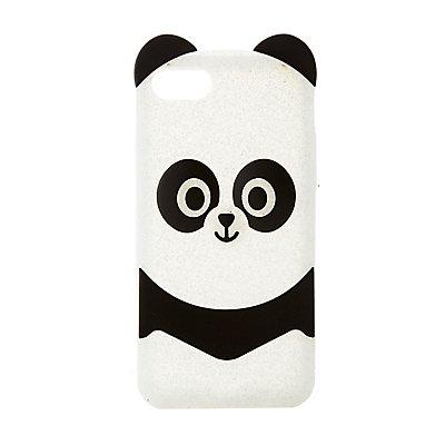 Glitter Panda Phone Case