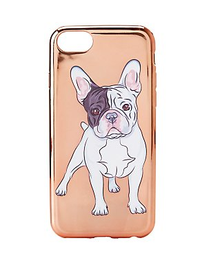 Metallic Boxer Dog Phone Case