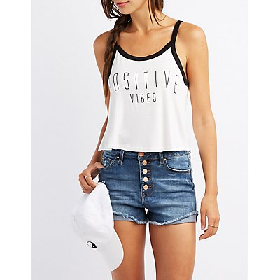 Positive Vibes Tank Top