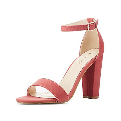 Bamboo Two-Piece Dress Sandals