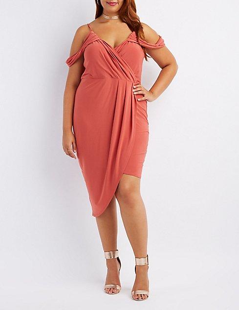 bodycon dresses lace item draped bright drapes com plus rosegal mini size red recommend dress panel
