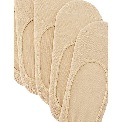 Solid Shoe Liners - 5 Pack