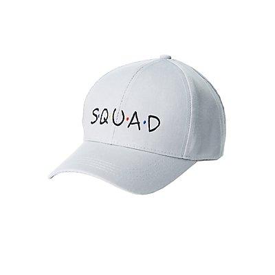 Squad Baseball Hat