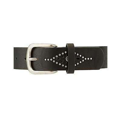 Southwestern Studded Belt