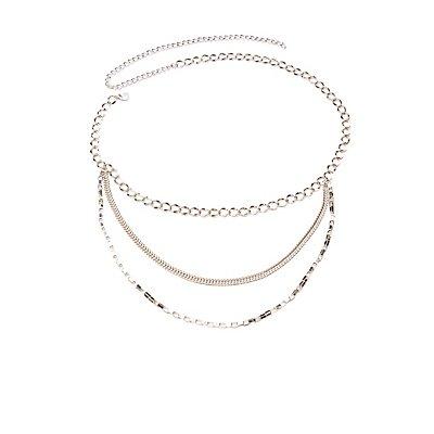 Chainlink Layered Belt