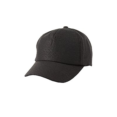 Lurex Baseball Hat