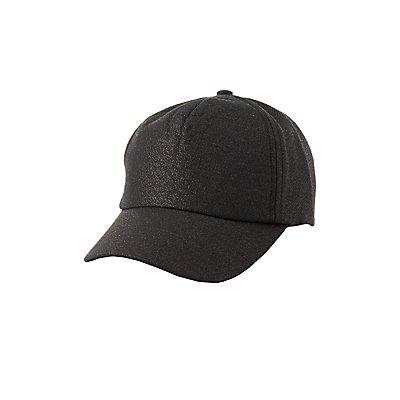 Lurex Baseball Hat