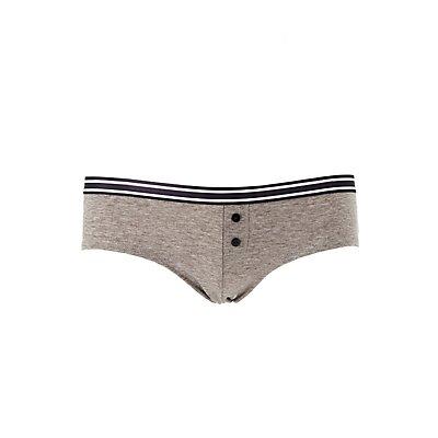 Boyshort Hipster Panties
