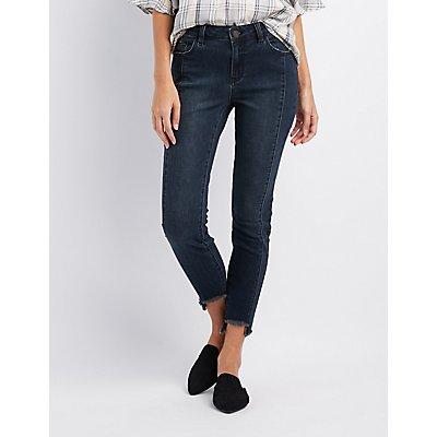 Refuge Seamed Skinny Jeans