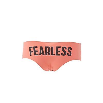 Fearless Hipster Panties
