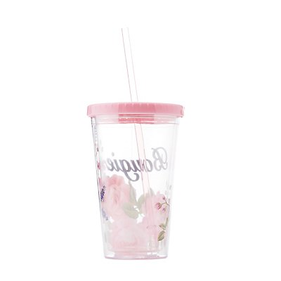 Floral Bougie Tumbler