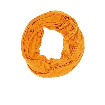 Jersey Knit Infinity Scarf
