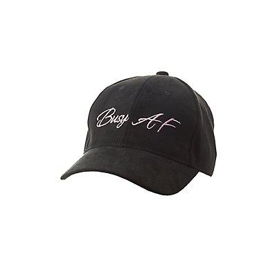 Busy AF Baseball Hat