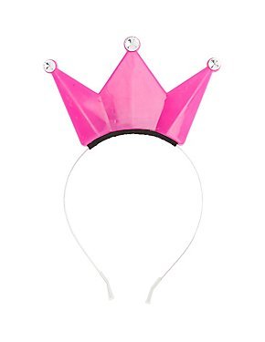 Light Up Crown Headband