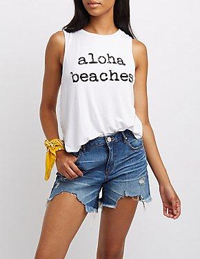 Aloha Beaches Tank Top