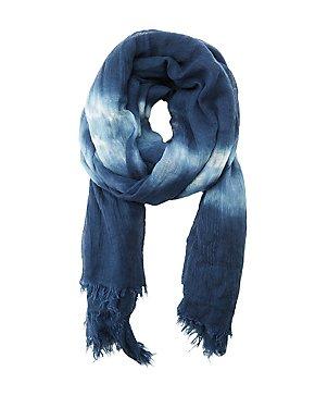 Tie Dye Wrap Scarf