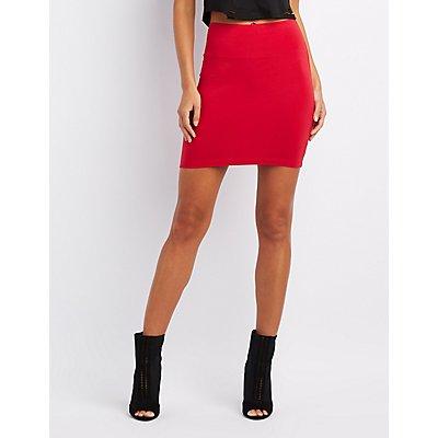 Bodycon Mini Skirt