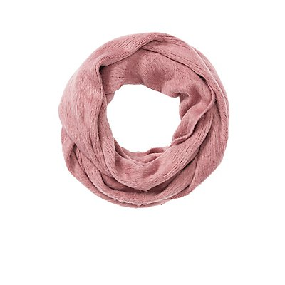 Soft Woven Infinity Scarf