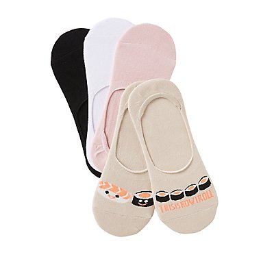 How I Roll Sushi Shoe Liners - 5 Pack