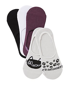 It's Caturday Shoe Liners - 5 Pack