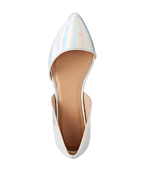 Holographic D'Orsay Flats