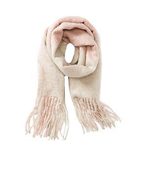 Fringe Blanket Scarf