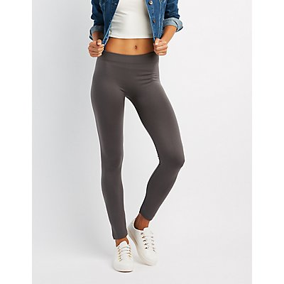 Stretch Fleece Lined Leggings