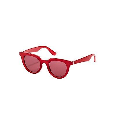 Small Square Frame Sunglasses
