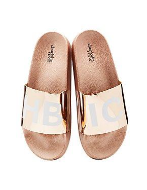 HBIC Slide Sandals