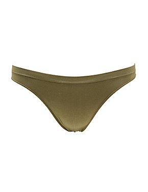 Seamless Thong Panties