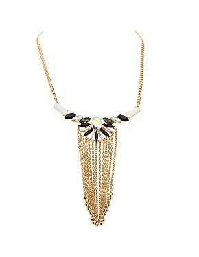 Embellished Statement Necklace
