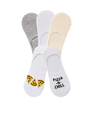 PIzza-N-Chill Shoe Liners - 5 Pack