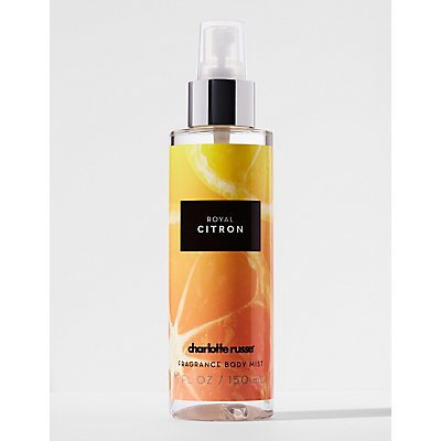 Royal Citron Body Mist