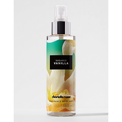 Sugared Vanilla Body Mist