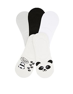 Just Bear With Me Shoe Liners - 5 Pack