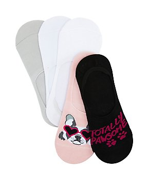 Totally Pawsome Shoe Liners - 5 Pack