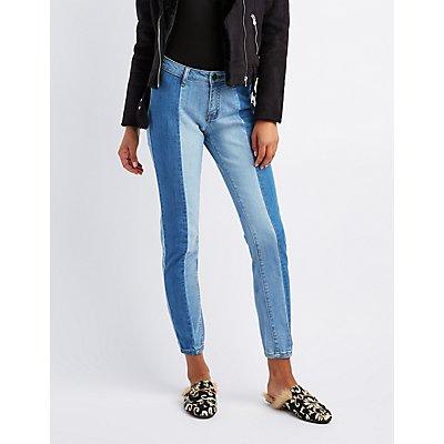 Machine Jeans Medium Wash Skinny Jeans