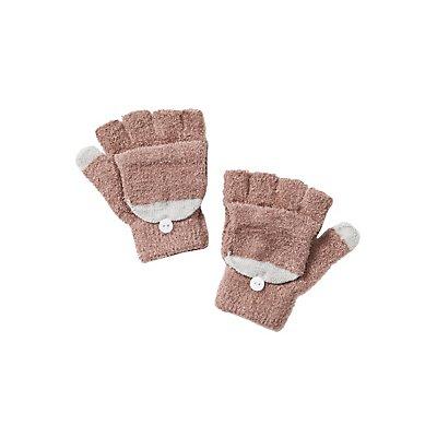 Convertible Fingerless Gloves