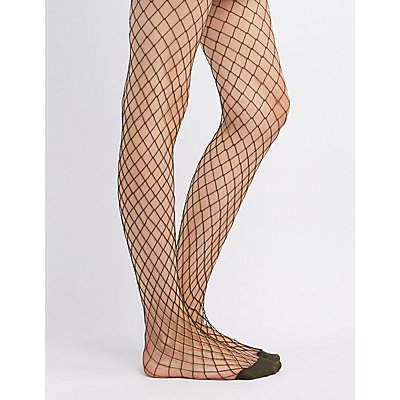 Sheer Knit Tights