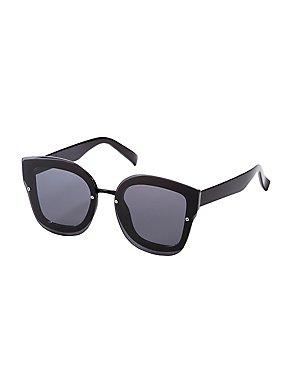 Oversized Sqaure Sunglasses