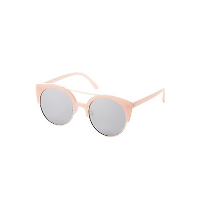 Brow Bar Oversized Sunglasses