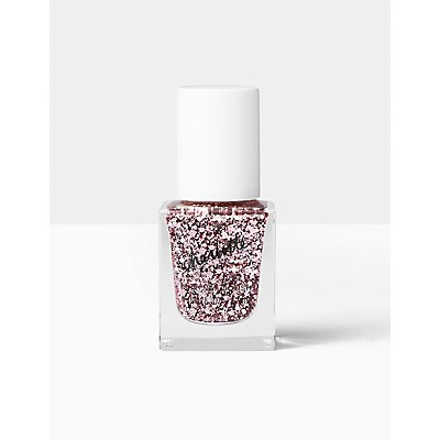 Nailed It Gel Nail Polish - Pour More Rose Glitter
