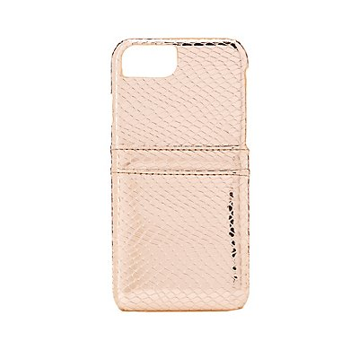Faux Snakeskin Phone Case