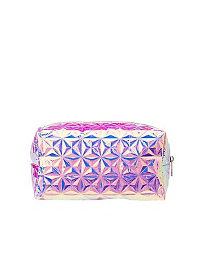 Geometric Holographic Beauty Case