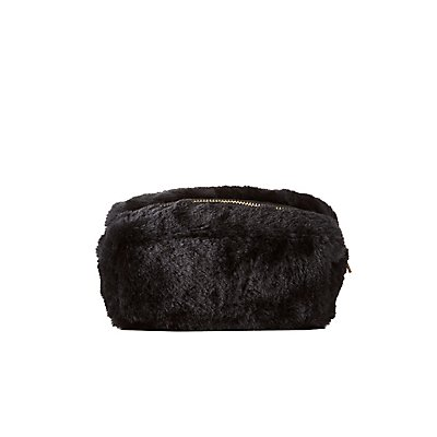 Faux Fur Beauty Case