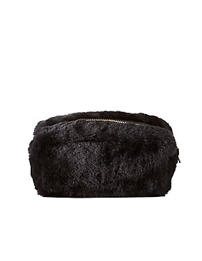 Faux Fur Beauty Case