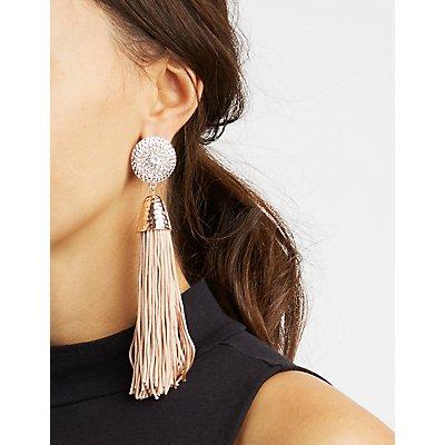 Fringe Tassel Earrings